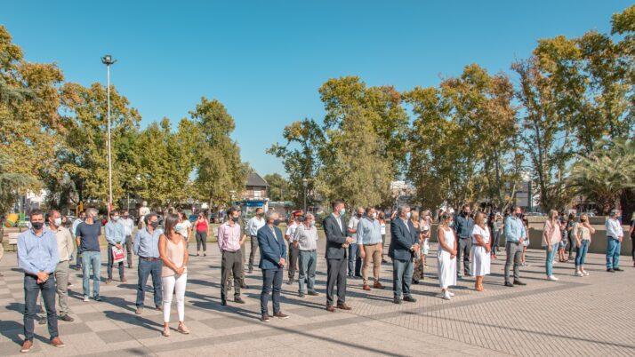 133º Aniversario de Villa Gobernador Gálvez.