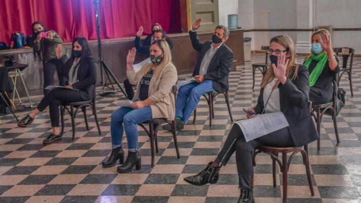 Creación del Registro Audiovisual Municipal de Artistas Locales