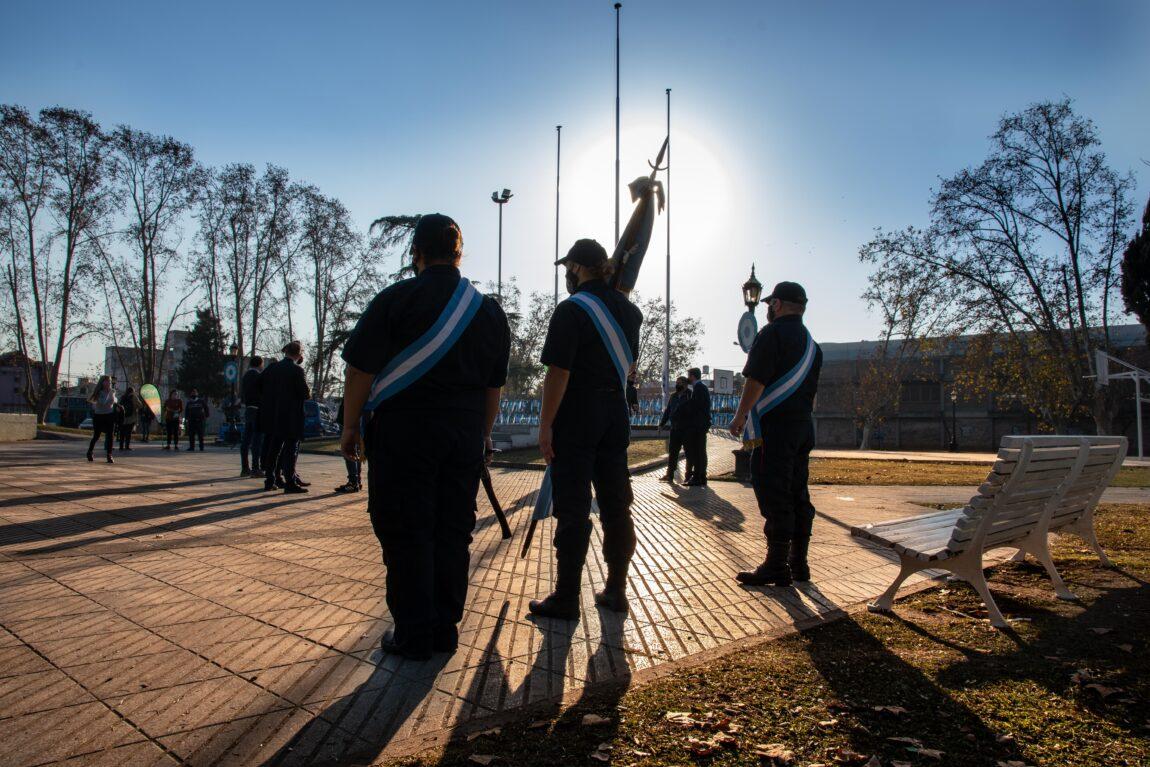 Acto 205° Aniversario de la Declaración de la Independencia Argentina.