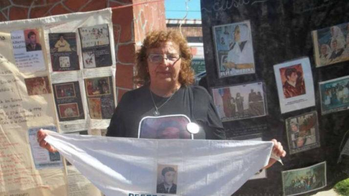 Reconocimiento al Sr. Oscar Alberto Medina, luchador por una sociedad más justa e igualitaria.